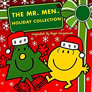 The Mr. Men and Little Miss Christmas Collection Audiobook