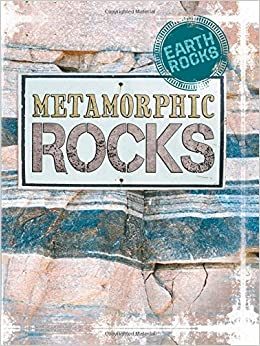 Where do you find books about metamorphic rocks?