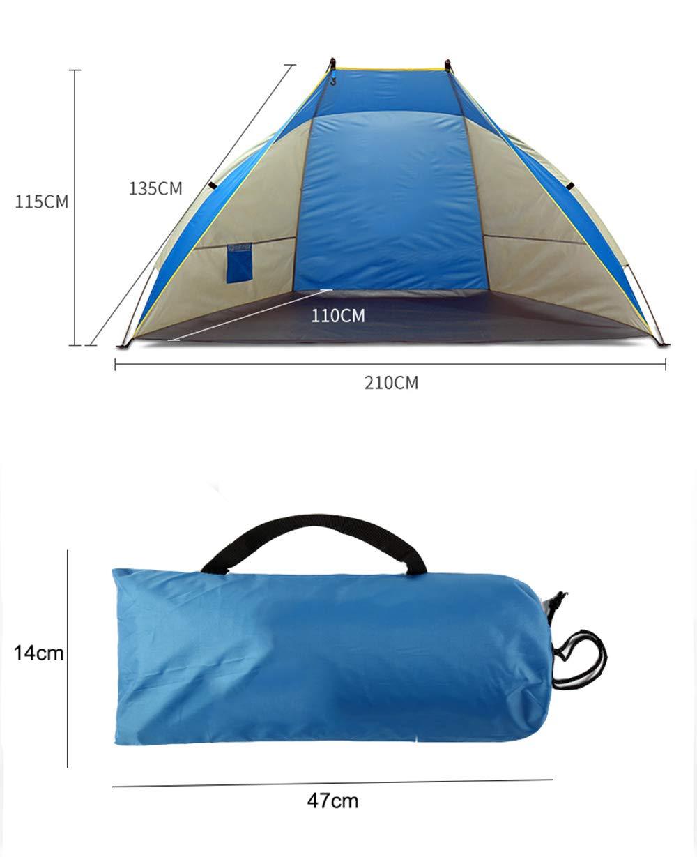 Blau Backpacking Tent - Ultralight 2 Person 3-Season 3-Season 3