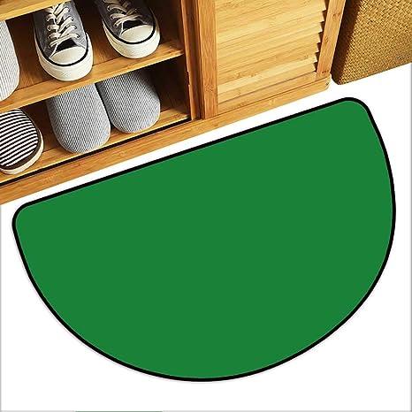 Amazon.com: TableCovers&Home - Felpudo con diseño de media ...