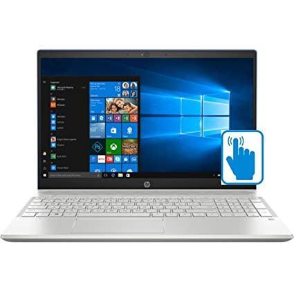 HP Pavilion 15t Premium Touch Laptop (Intel 8th Gen i7-8550U quad core,