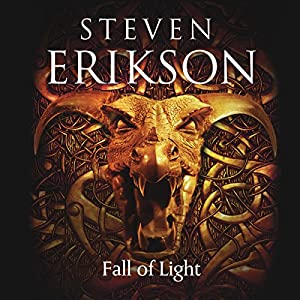 Fall of Light Audiobook