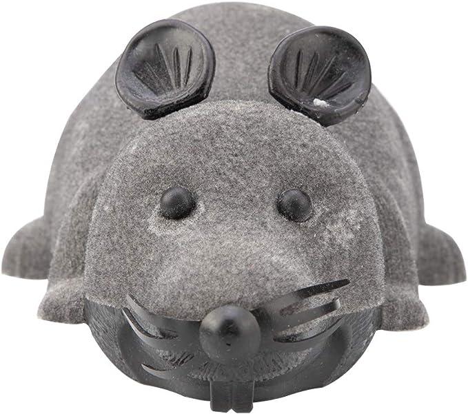 Rat/ón de Juguete para Gatos Juguetes rat/ón Falso para Gatos Mini Juguete Divertido para Gatos Ratones Falsos de Felpa Regalo para Mascotas Juguetes para Gatos Juguetes para Gatos