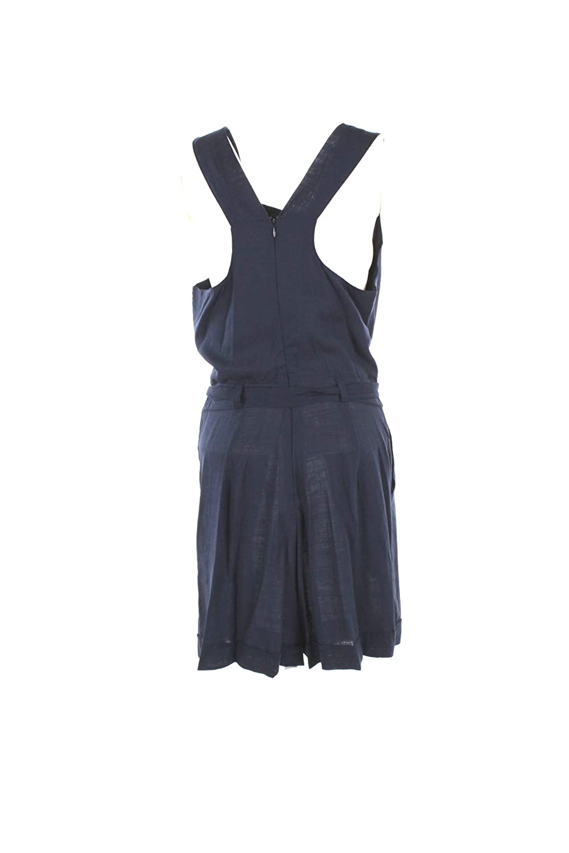 YES-ZEE Tuta Donna XL Blu Q204 E400 Primavera Estate 2019