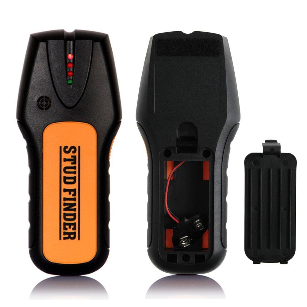 Pernos de Madera siwetg TS78B Detector de Metal Cable de Alambre buscador de Sensor electr/ónico