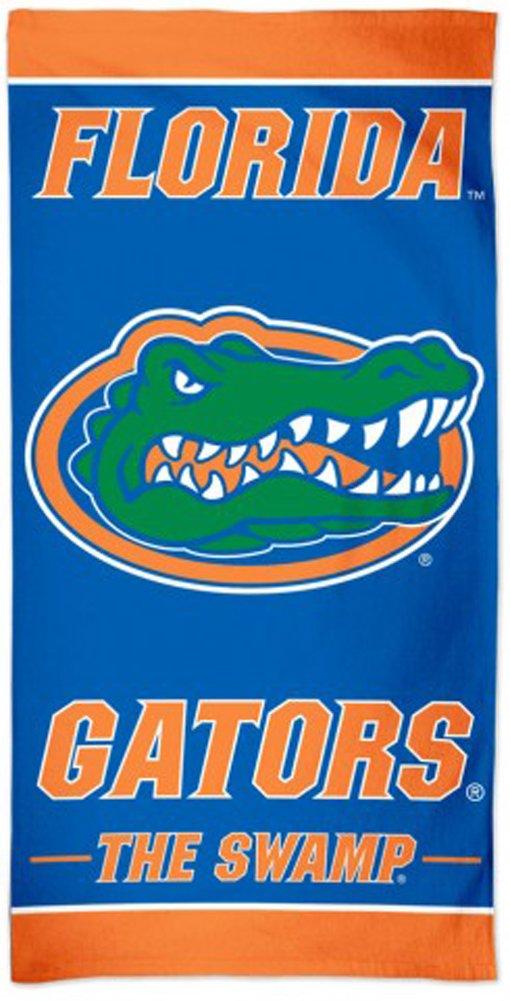 WinCraft Florida Gators Beach Towel NCAA The Swamp 30 X 60 Inches