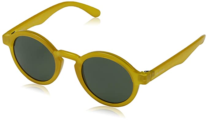 0ad88b9b9f Mr. Boho Dalston Gafas de Sol, Amarillo (Honey), Única Unisex: Amazon.es:  Ropa y accesorios