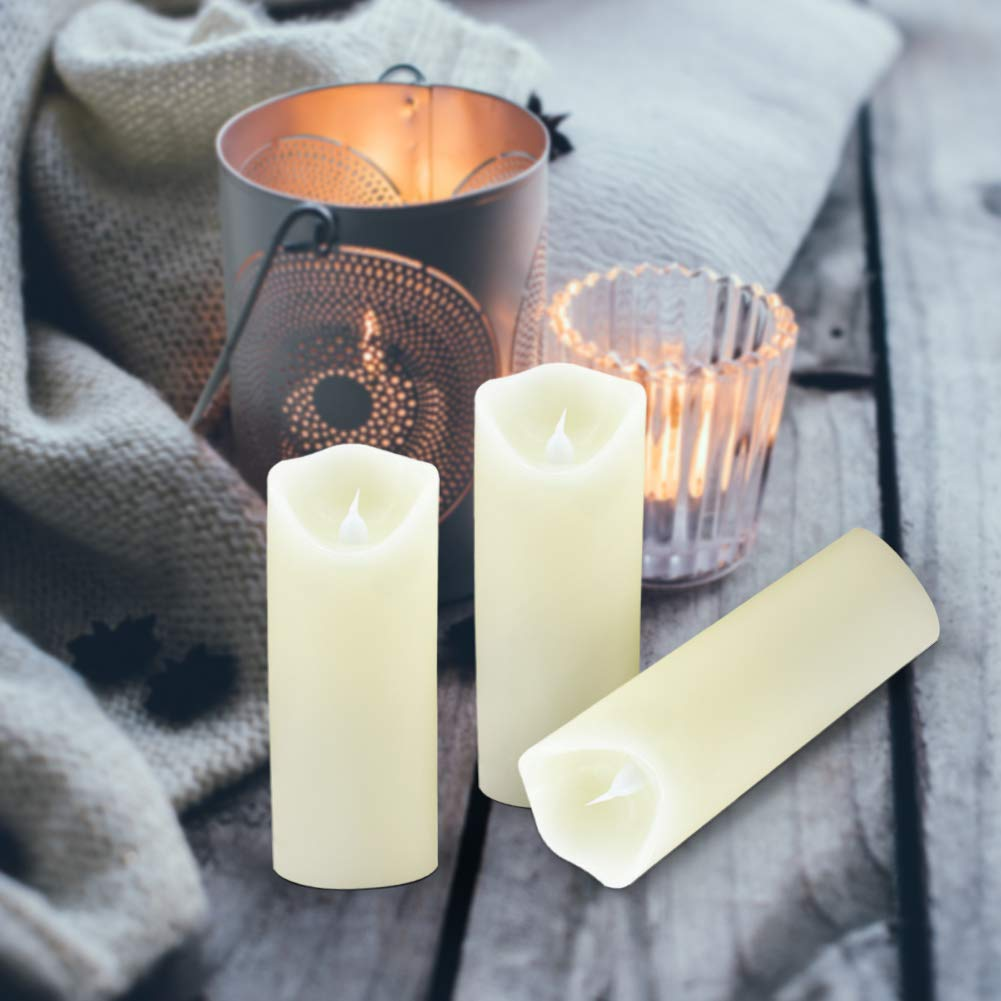 Flickering Flameless Candles LED Candles,D2.1\