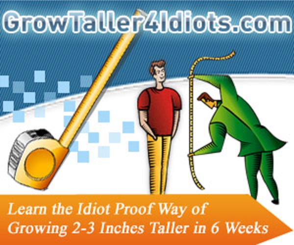 Grow Taller 4 Idiots PDF eBook Book Free Download with Review [Download]