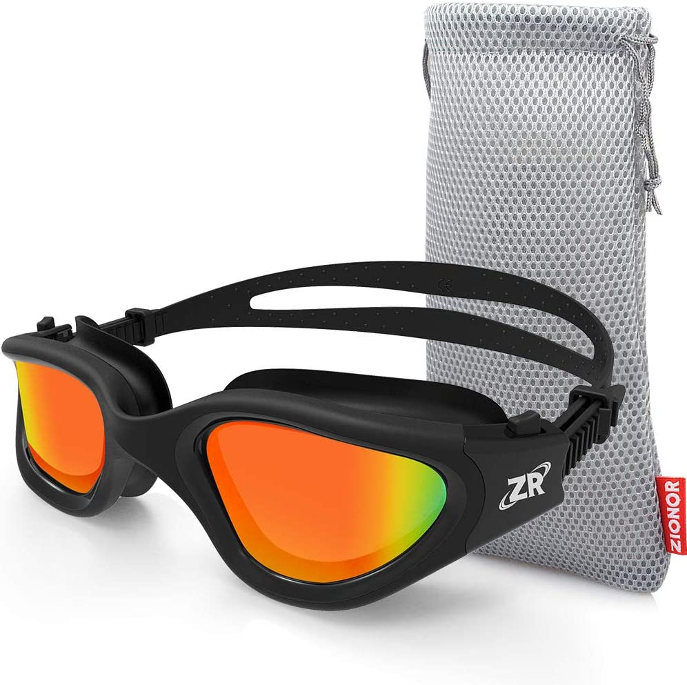 Zionor UV Protection Anti-Fog Swimming Goggles
