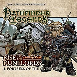 Pathfinder Legends - Rise of the Runelords 1.4 Fortress of the Stone Giants