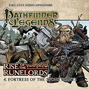Pathfinder Legends - Rise of the Runelords 1.4 Fortress of the Stone Giants Performance