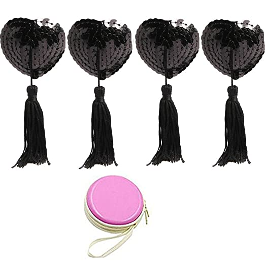 24ab87c2d Heart Pasties Adhesive Nipple Cover