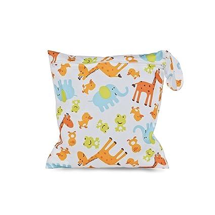 yiyu Bolsa para pañales pañales bebé resistente al agua bolso cambiador Bolso cambiador para cambiador tensilien