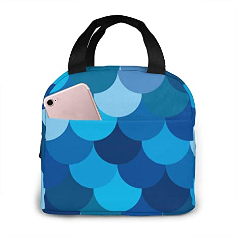 Portable Lunch Bags Insulated Cool Bag Picnic Travel Work Bag School Lunchbox