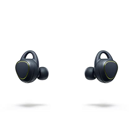 samsung bluetooth earbuds. samsung gear iconx 2016 cordfree fitness earbuds with activity tracker - black discontinued by manufacturer bluetooth a