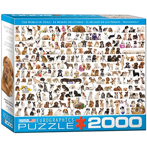 The World of Dogs Puzzle