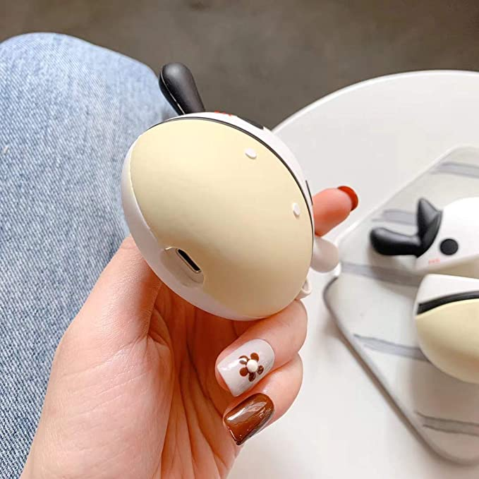 Amazon.com: Airpods - Funda para Apple Airpods 1 y 2 ...