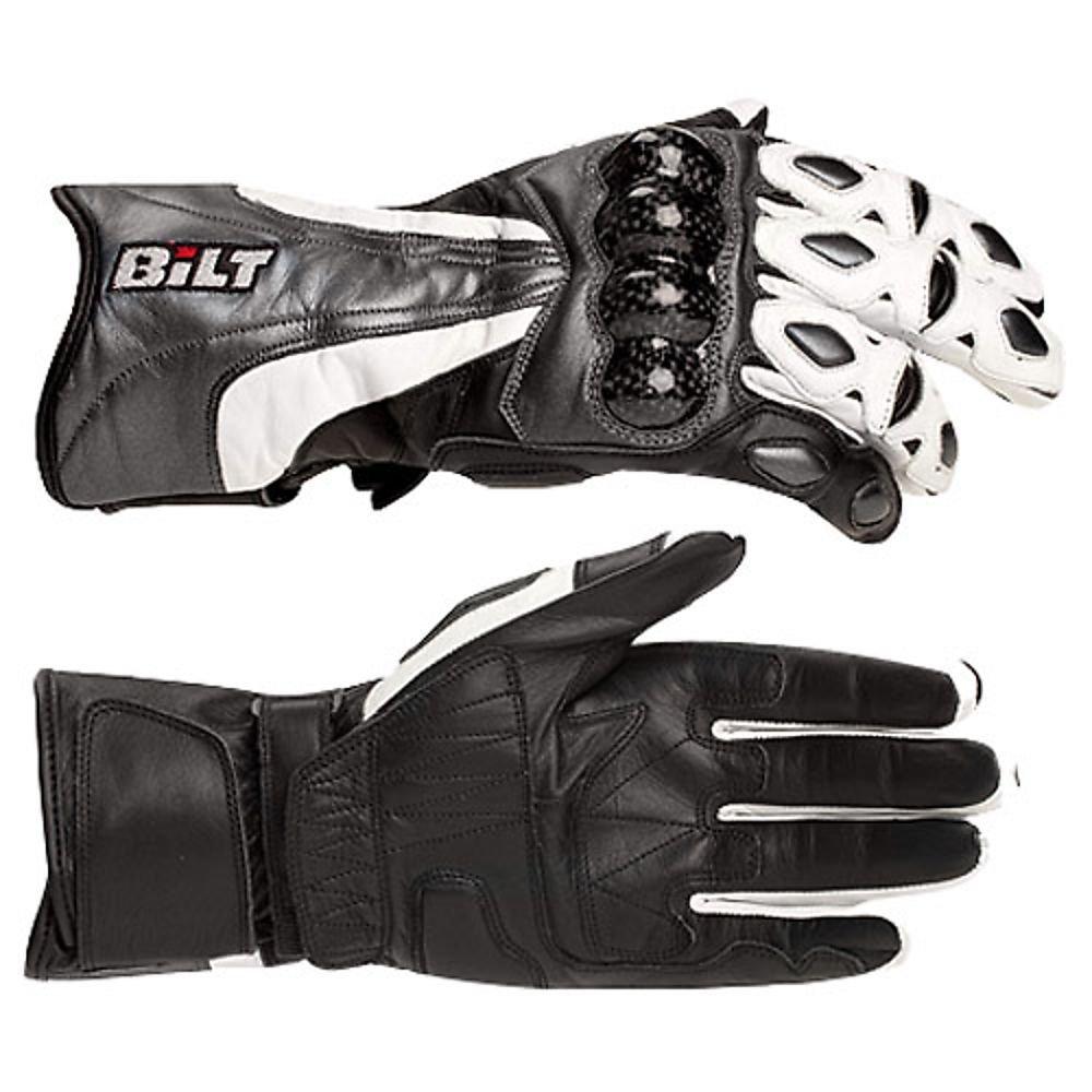 Motorcycle gloves external seams -