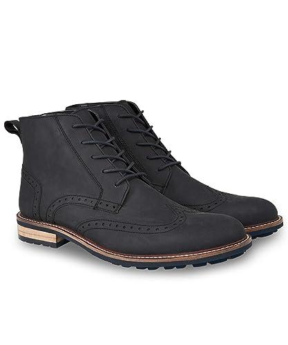 Joe Brauns Herren Brogues aus gewachstem Leder  Amazon Amazon    Schuhe ... c2bcf1