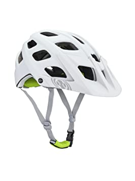 IXS Helmet Trail RS - Casco de ciclismo multiuso, color Blanco, talla M/