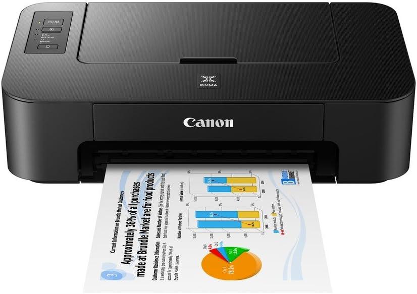 Impresora de inyección de tinta Canon PIXMA TS205 Negra: Canon ...