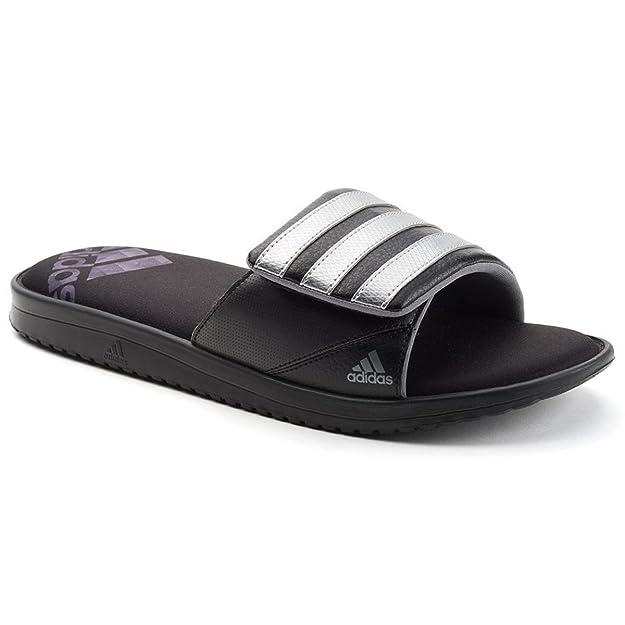 Zeitfrei Adidas À Glissière11Noir Sandales Fitfoam Nmw8n0