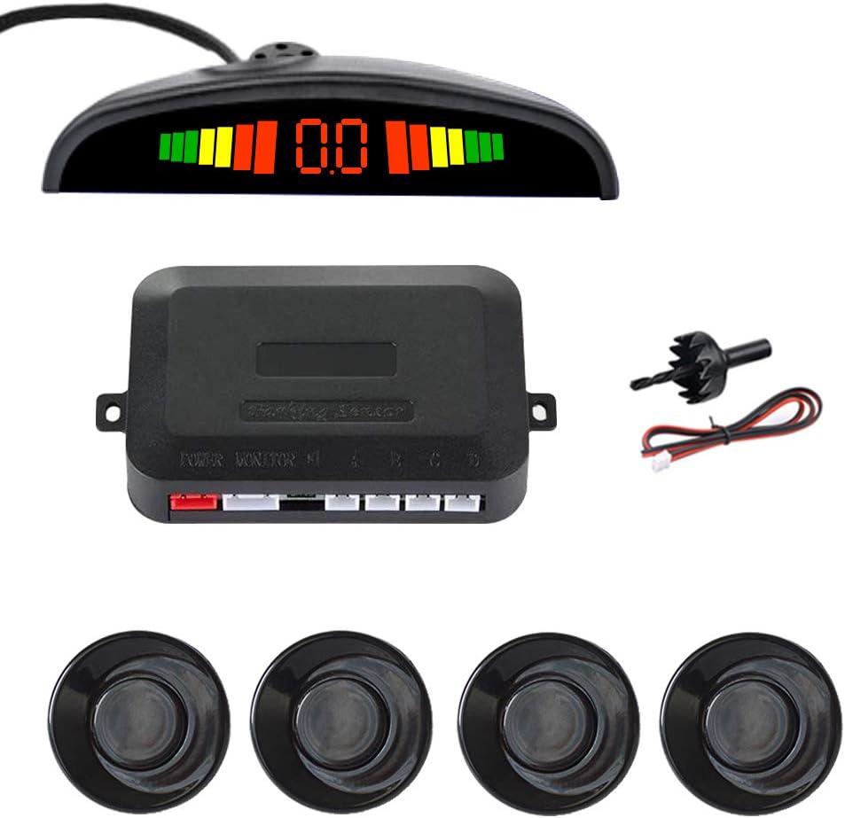 SINOVCLE Car LED Parking Sensor Kit