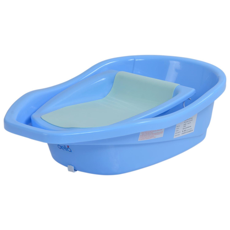 Buy Delia Baby LFW-6220SYT Multi Functional Bathtub (Blue) Online at ...