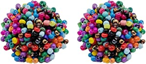 Win A Free Handmade Seed Beaded Earrings – Round Beaded Stud Earrings