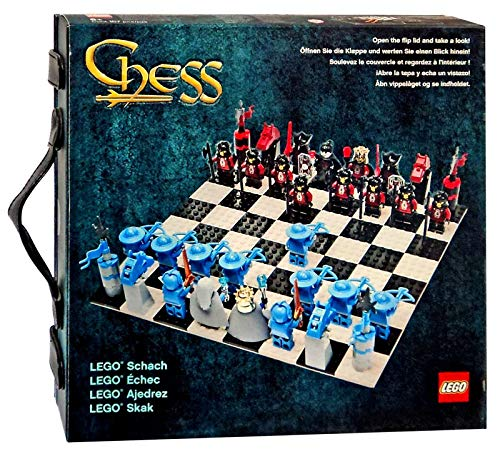 Top 5 Best LEGO Chess Sets Reviews in 2019 4
