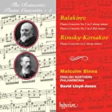 Romantic Piano Concerto Vol. 5: Balakirev: Piano Concertos Nos. 1 and 2 / Rimsky-Korsakov: Piano Concerto