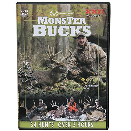 Realtree Outdoor Productions Monster Bucks XXII Volume 1 - Hunting Bow Tiffany
