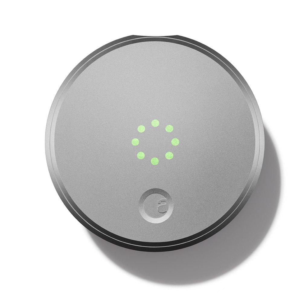 sc 1 st  Amazon.com & Amazon.com: 1st Generation August Smart Lock - Silver: Home Improvement