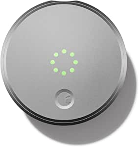 August Home 1st Generation Smart Lock - Silver