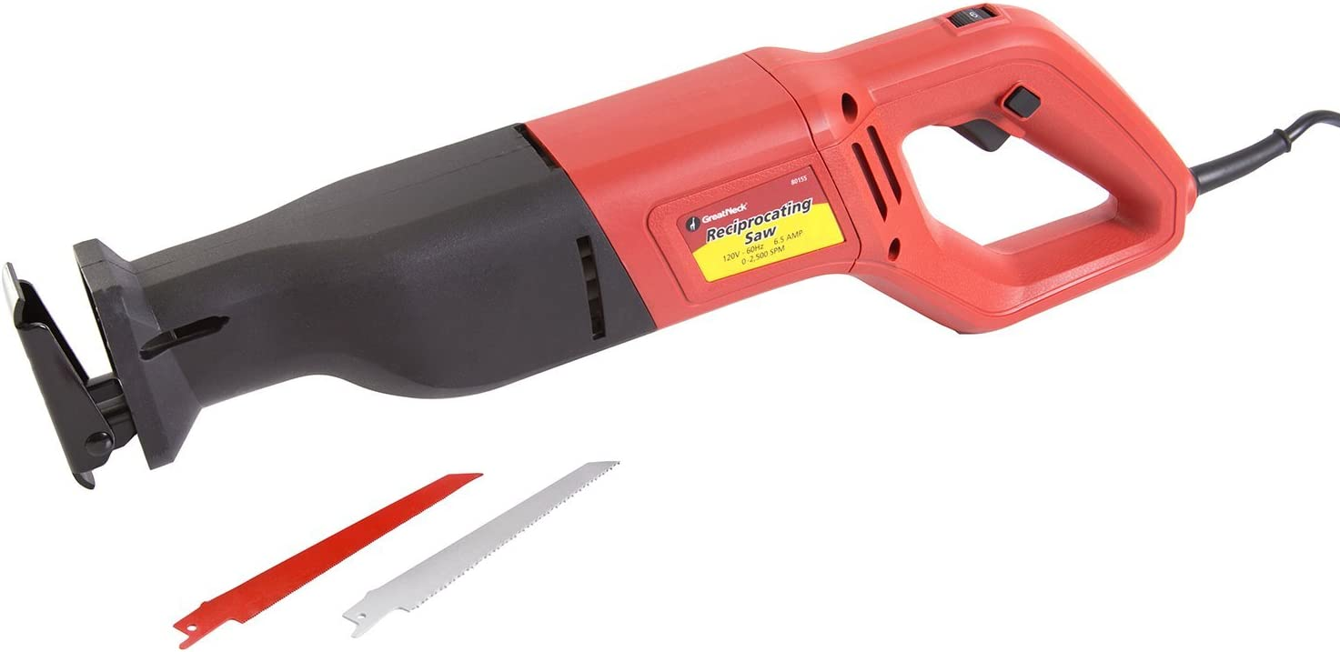 Great Neck 80155 Reciprocating Saw