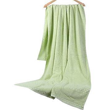 pingenaneer algodón se puede lavar a máquina. Toallas de baño toallas de baño de gran tamaño para casa, baños, piscina y gimnasio, 35 x 70 cm: Amazon.es: ...