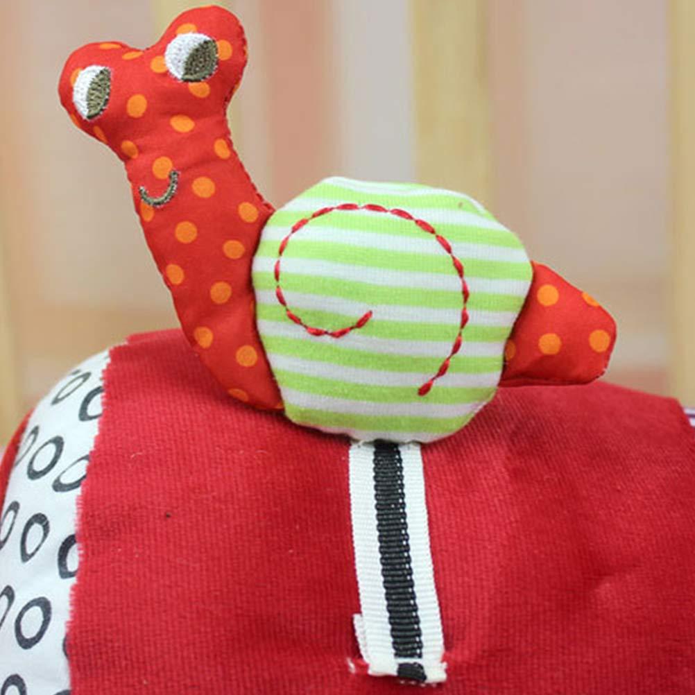 YeahiBaby Krabbelrolle Baby Apfel Muster Spielrolle Kissen Baby Fitness Spielzeug f/ür Neugeborene Baby Kleinkinder