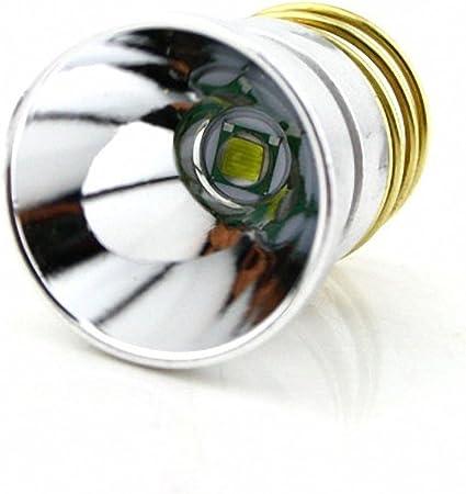For Surefire 6P G2 9P XM-L T6 1-Mode 1000-Lumen Drop-in LED Flashlight Bulb