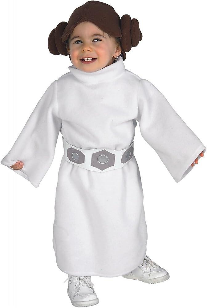 Amazon Com Princess Leia Toddler Costume Clothing