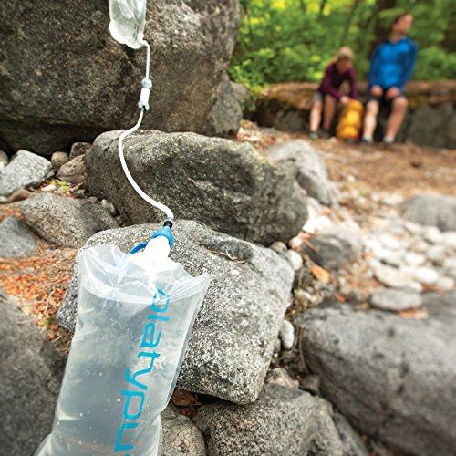 Platypus Gravityworks 2 0 Liter Complete Water Filter Kit
