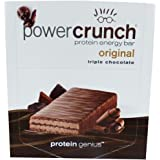 Bio-Nutritional Power Crunch, Triple Chocolate 12x 1.4oz cookies