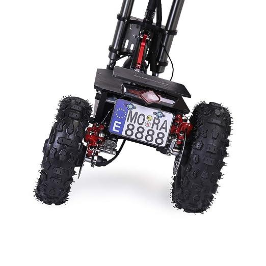 AXJa Scooter eléctrico 3000W de alta potencia inteligente ...