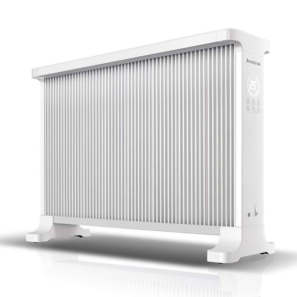 Acquisto MSNDIAN Riscaldatore elettrico domestico a convezione riscaldatore a risparmio energetico ventilatore elettrico a risparmio energetico con riscaldamento elettrico Riscaldamento domestico a risparmio e Prezzi offerte