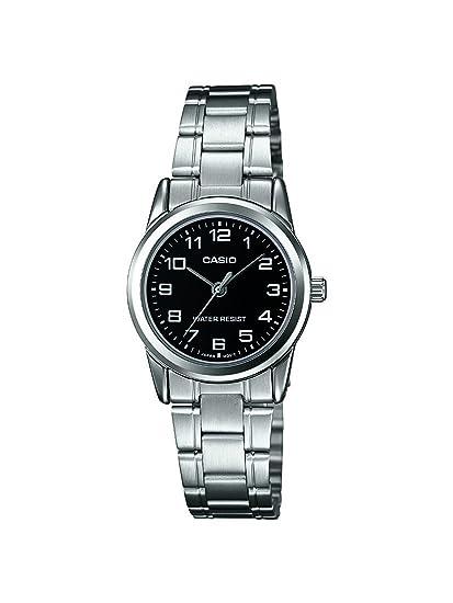 esRelojes Cuarzo Movimiento V001d 1CasioAmazon Casio Reloj Ltp Con v8n0ONmw