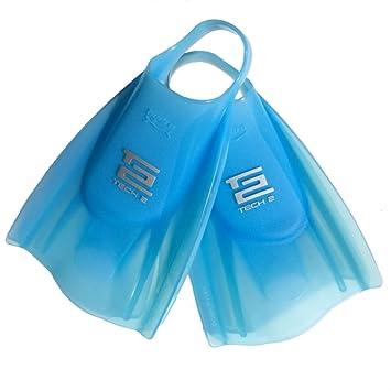Hydro Unisex Tech 2 suave natación aletas 92d427d38ac
