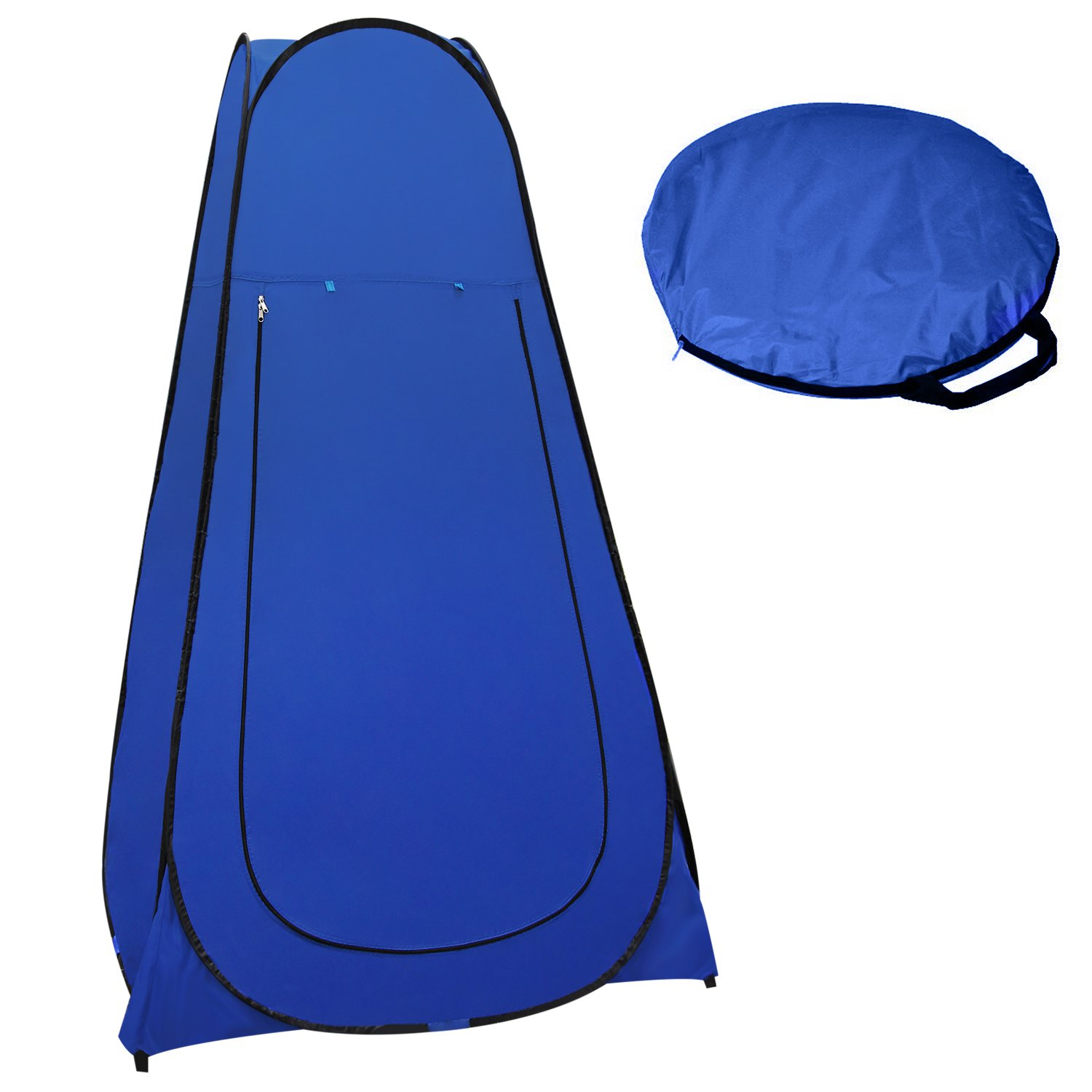 Jumbl Portable Pop-Up Privacy Tent – Perfect Outdoor Changing Room or Convenient Toilet Camping Shelter