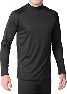 product image for WSI Men's Microtech Long Sleeve Form Fit Performance Shirt