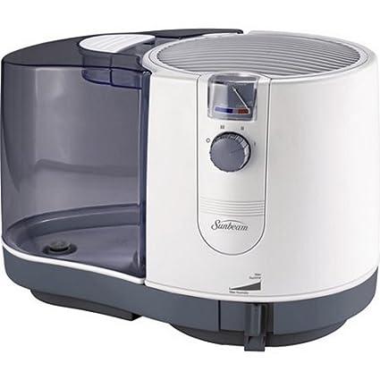 amazon com sunbeam cool mist humidifier home kitchen rh amazon com Sunbeam Humidifier Filters SCM 3609 Sunbeam Humidifier Replacement Filters