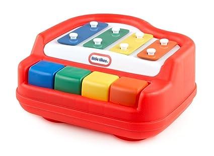 2734a962ed Amazon.com  Little Tikes Baby Tap a Tune Piano  Toys   Games